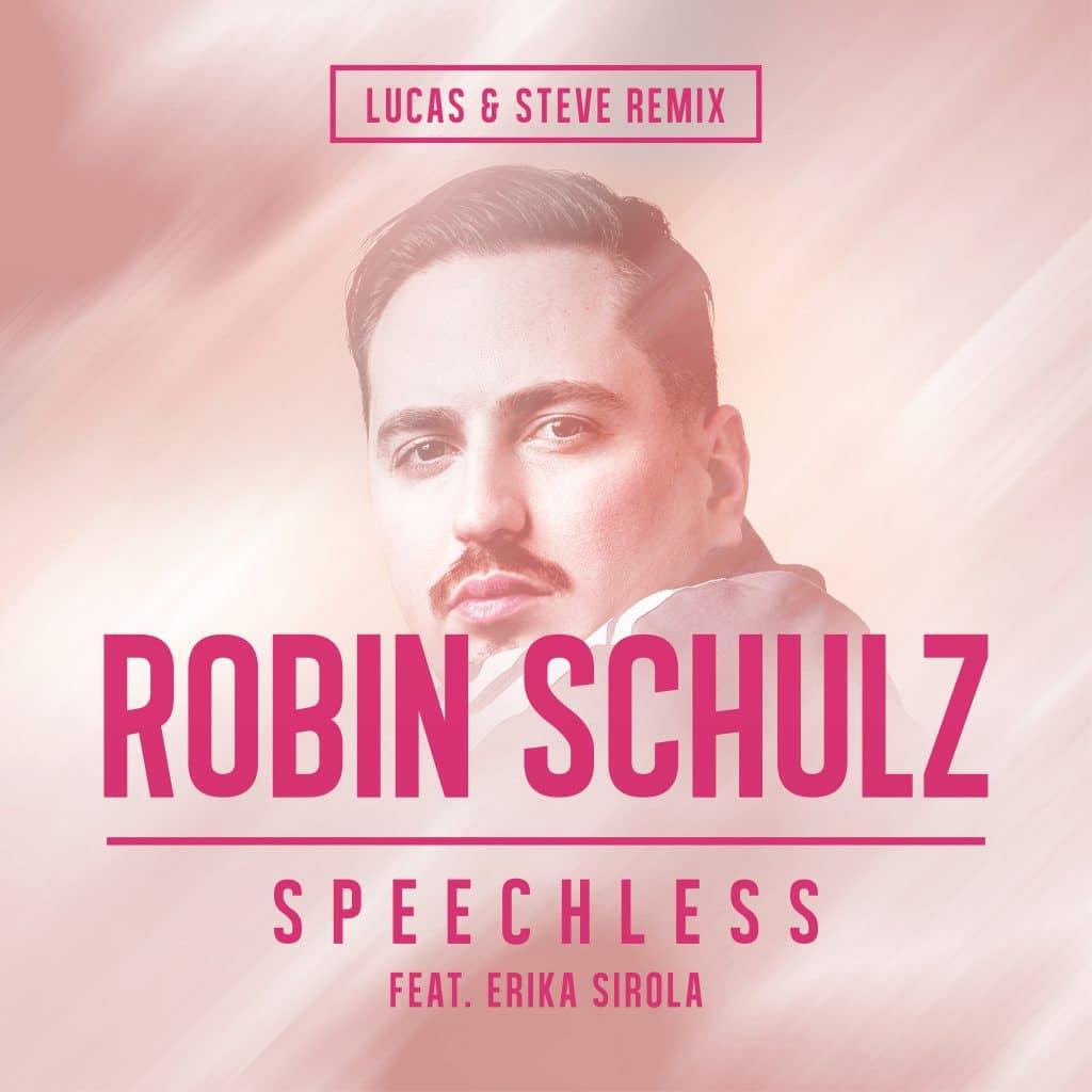 Speechless (Lucas & Steve Remix)